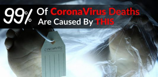 99% of CoronaVirus Deaths Are Caused By THIS