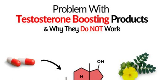 Problem With Testosterone Boosting Products & Why They Do NOT Work