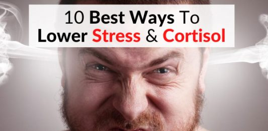 10 Best Ways To Lower Stress & Cortisol (Clinically Proven)