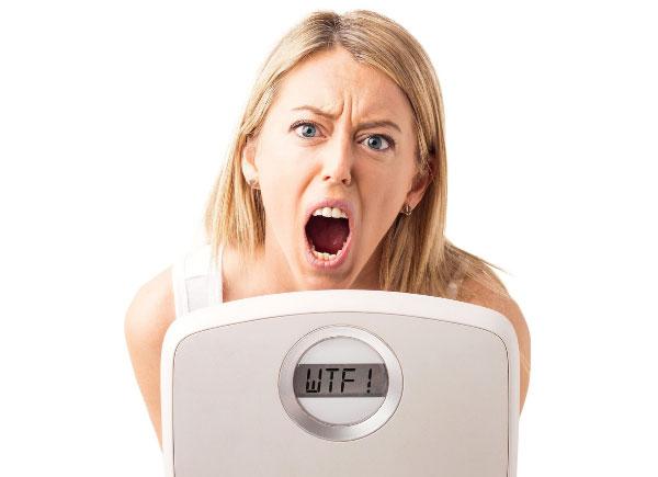 stress weight gain