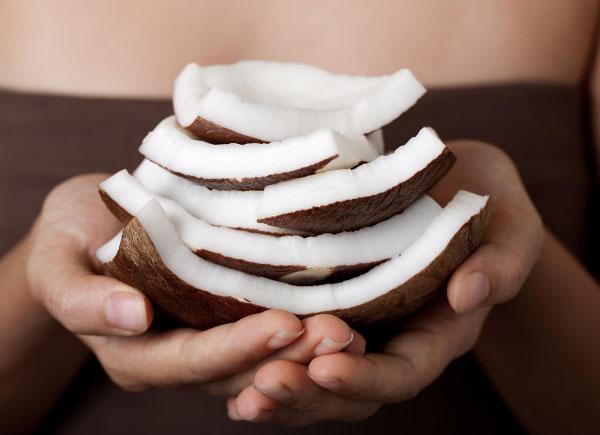 coconut kernel