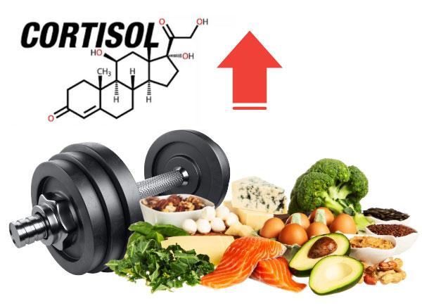 keto raises cortisol
