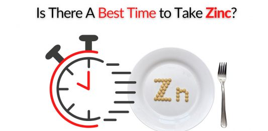 Is There A Best Time to Take Zinc?