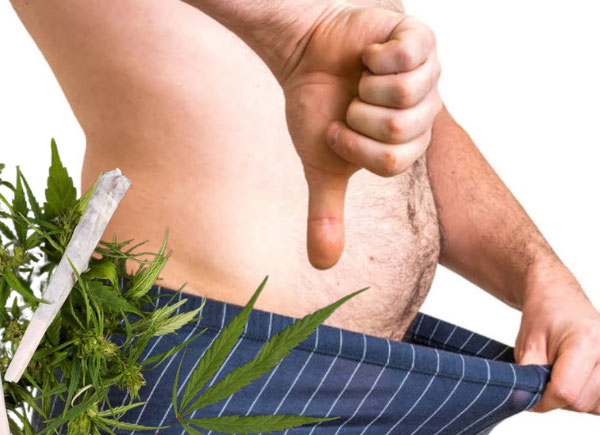 cannabis and erectile dysfunction