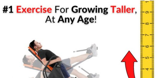 #1 Exercise For Growing Taller, At Any Age!