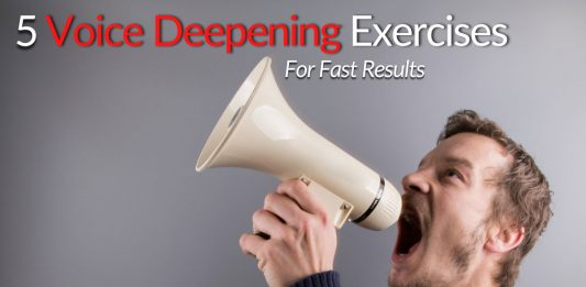 5 Voice Deepening Exercises For Fast Results