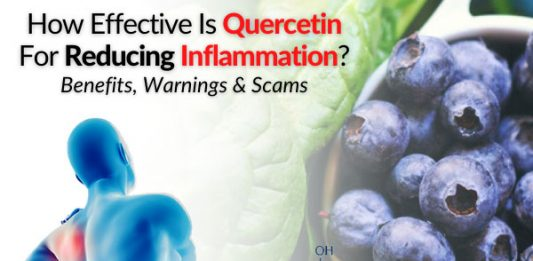 How Effective Is Quercetin For Reducing Inflammation - Benefits & Warnings