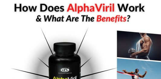 How Does AlphaViril Work & What Are The Benefits?
