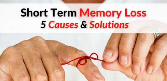 Short Term Memory Loss: 5 Causes & Solutions