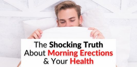The Shocking Truth About Morning Erections & Your Health