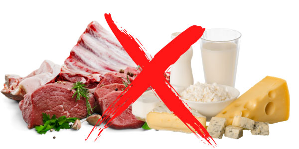 dairy and red meat