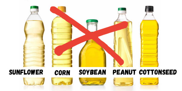 bad vegetable oils