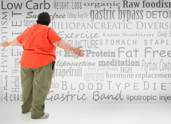 weight loss confusion