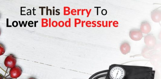 Eat This Berry To Lower Blood Pressure