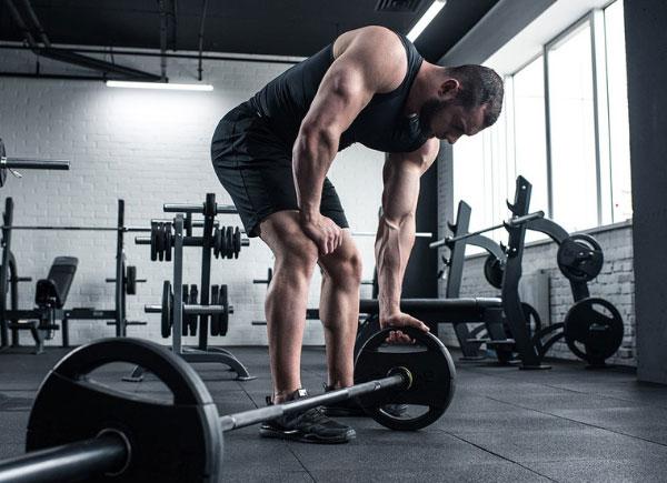 fatigue in gym