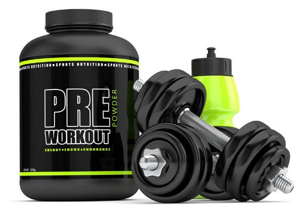 pre workout stimulants
