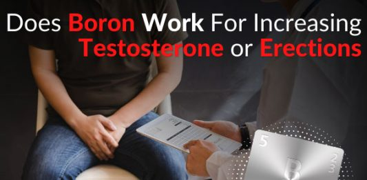 Does Boron Work For Increasing Testosterone or Erections