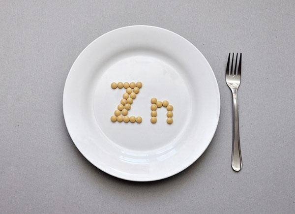 zinc intake