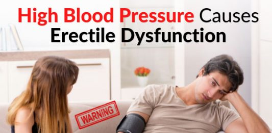 WARNING: High Blood Pressure Causes Erectile Dysfunction (ED) & Impotence