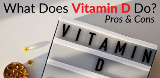 What Does Vitamin D Do? Pros & Cons